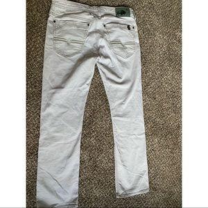 Buffalo gray jeans